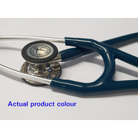 Littmann Cardiology IV Mirror Finish Caribbean Blue Tube Stethoscope *NEW* 6169
