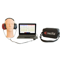 **DISCONTINUED** Oscilla USB-310 Screening Audiometer